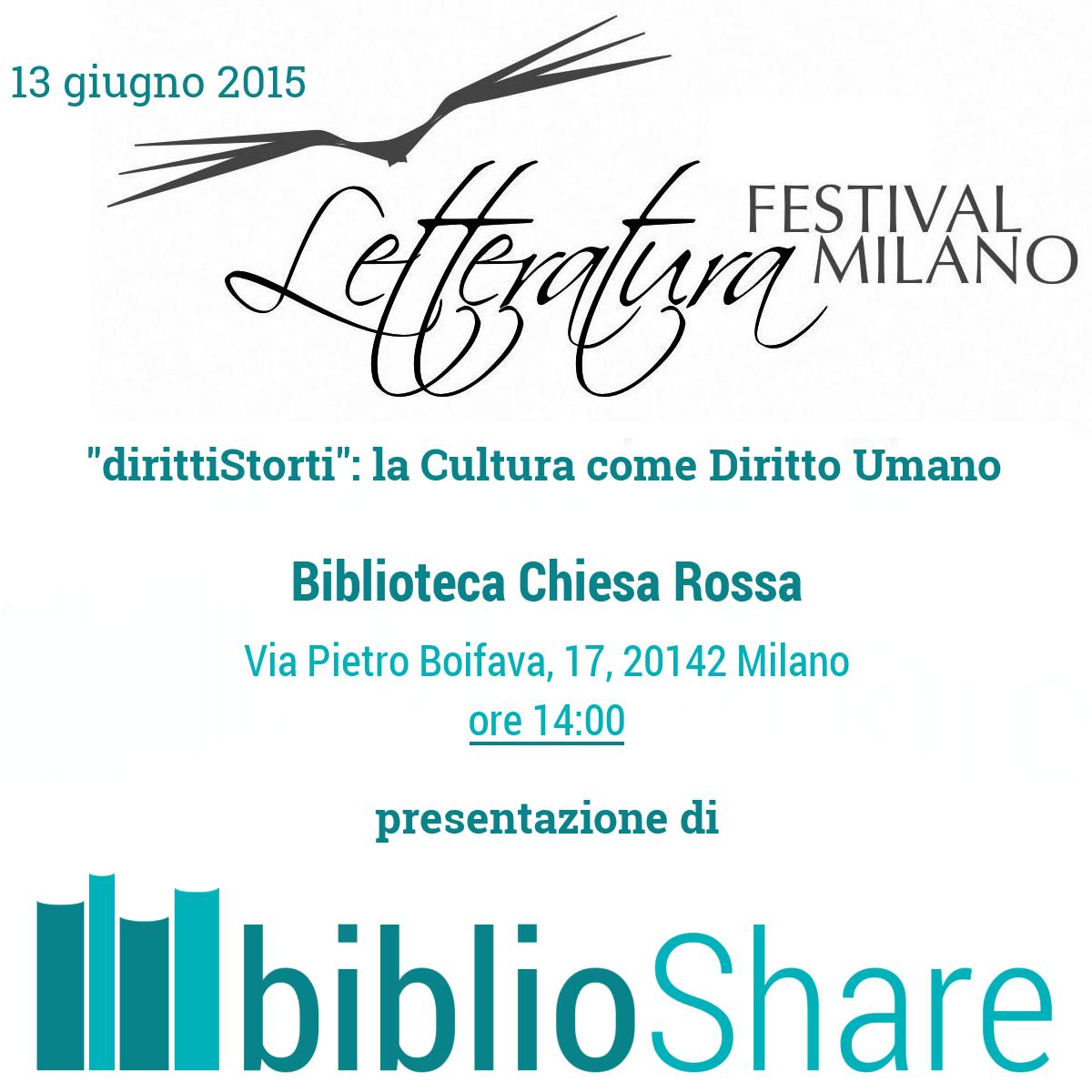 Festival della Letteratura 2015