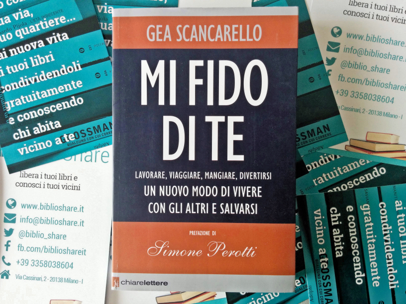 """Gea Scancarello: """"Mi fido di te"""""""
