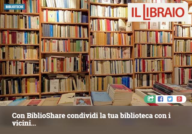 """recensione de """"Il Libraio"""""""