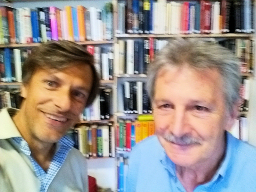 Paolo Pisani e Roberto Chiapella