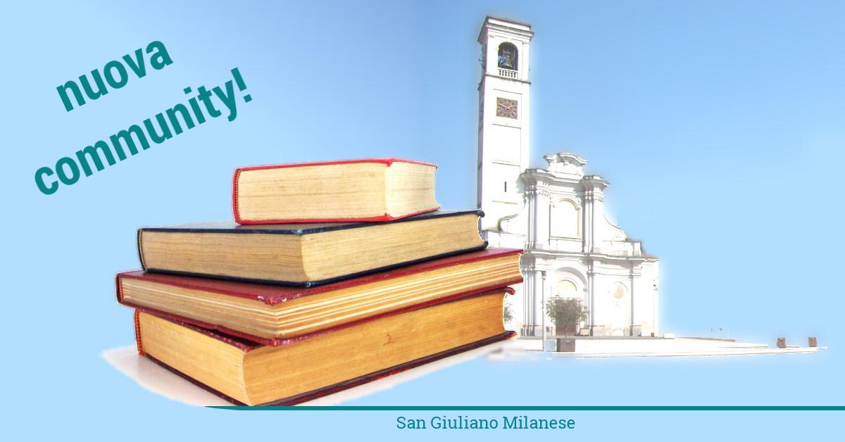nuova community a San Giuliano Milanese