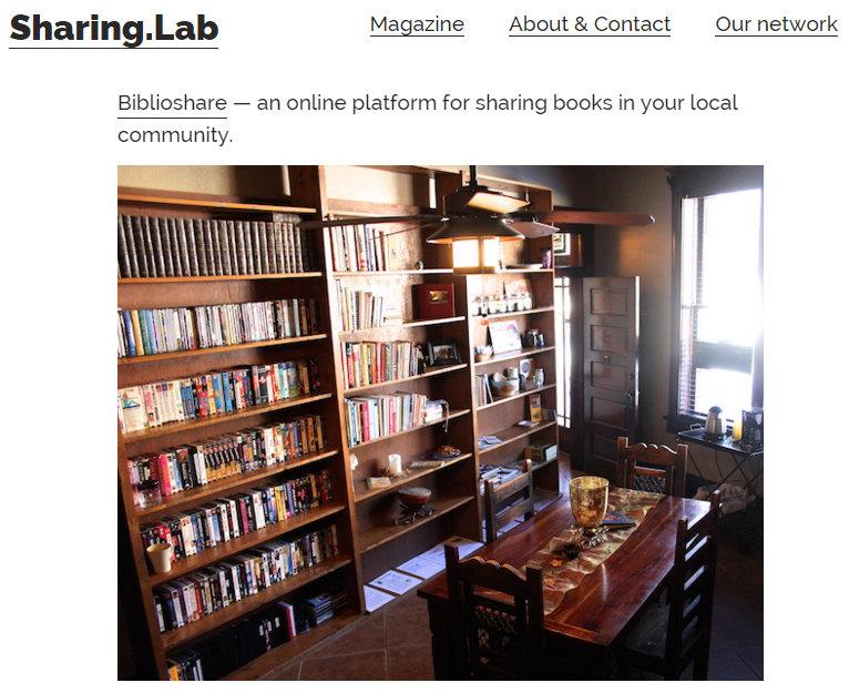 Sharing Lab Copenaghen