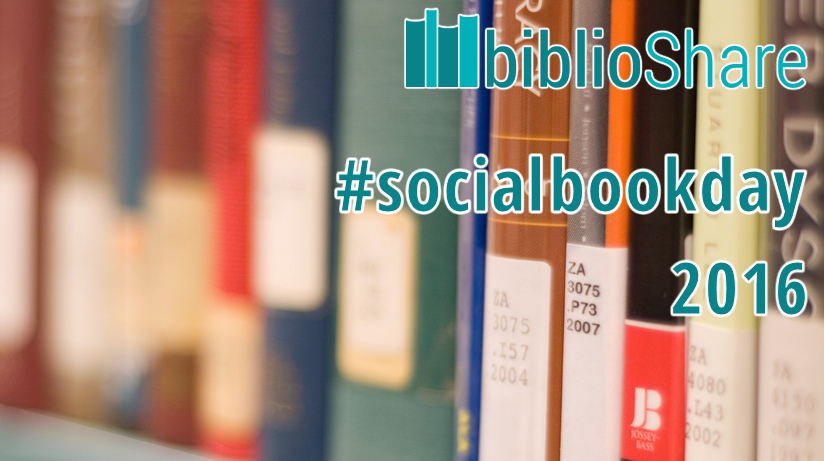#socialbookday 2016