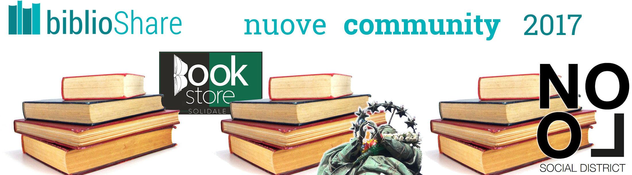 Bookstore solidale, NOLO biblioteca diffusa, Napoli piazza del Gesù