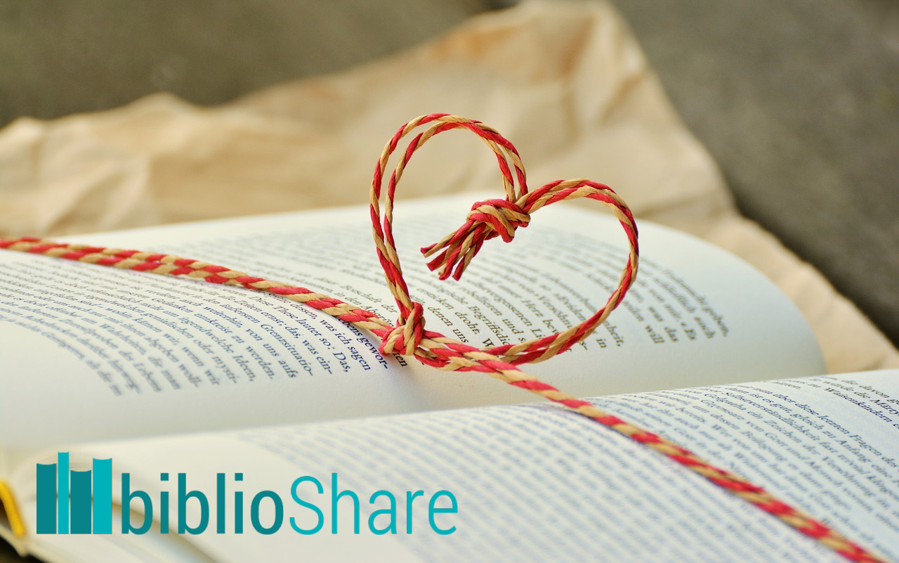 l'amore ai tempi di Biblioshare
