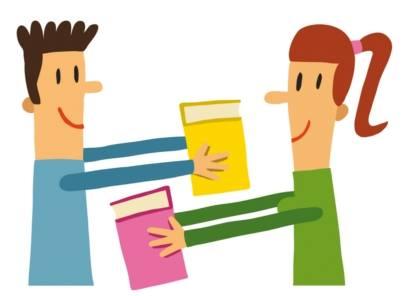 evento per Bookcity su Facebook (Biblioshare)